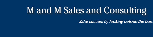 M and M Sales and Consulting Logo